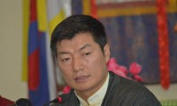 Dr. Lobsang Sangay, Kalongtripa or the political leader of TIbetan Administration. Photo: TPI