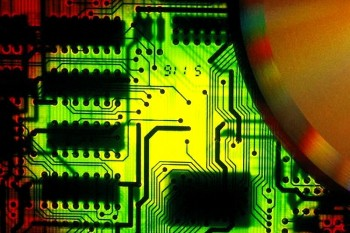 Circuit Board has a Mandela quality. Photo: File