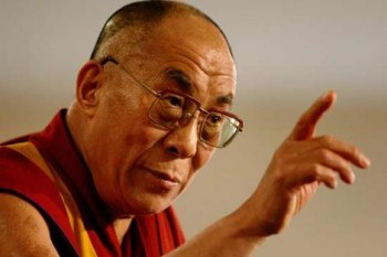 His Holiness the Dalai Lama of Tibet. Photo: Outlook Tibet