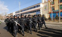 Armed Police in Tibet