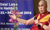 Dalai Lama: 'In the long run, the power of truth is much stronger' Photo: DW
