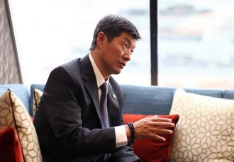Canada-China ties worry Tibetan Prime Minister Sangay