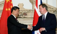 Cameron and Xi Jinping hail UK-China 'golden era'