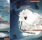 China to project power from artificial islands in South China Sea