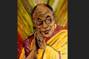 His Holiness the 14th Dalai Lama of Tibet. Photo: PR Web