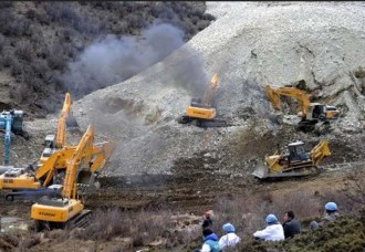 Mining Disaster at Gyama: Just Upstream from Lhasa, the capital of Tibet