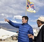 President of Tibet wishes His Holiness the Dalai Lama on birthday, calls him Tibet's only hope