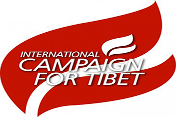 Logo of the International Campaign for Tibet. Photo: ICT