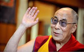 His Holiness the Dalai lama of of Tibet. Photo: Outlook Tibet