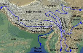 Water Across the Himalayas: Water war in future. Photo: File